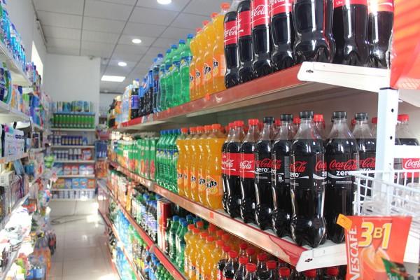 Супермаркет в Душанбе