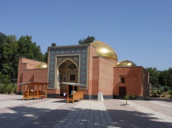 мавзолей Мир Саида Али Хамадони фото