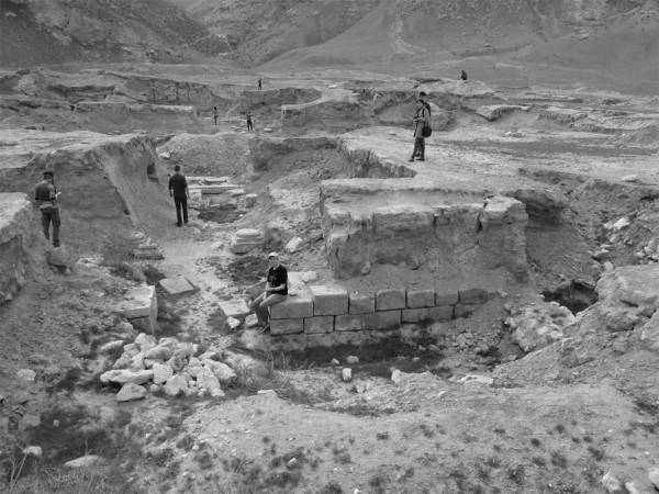 храм окса (тахти сангин)