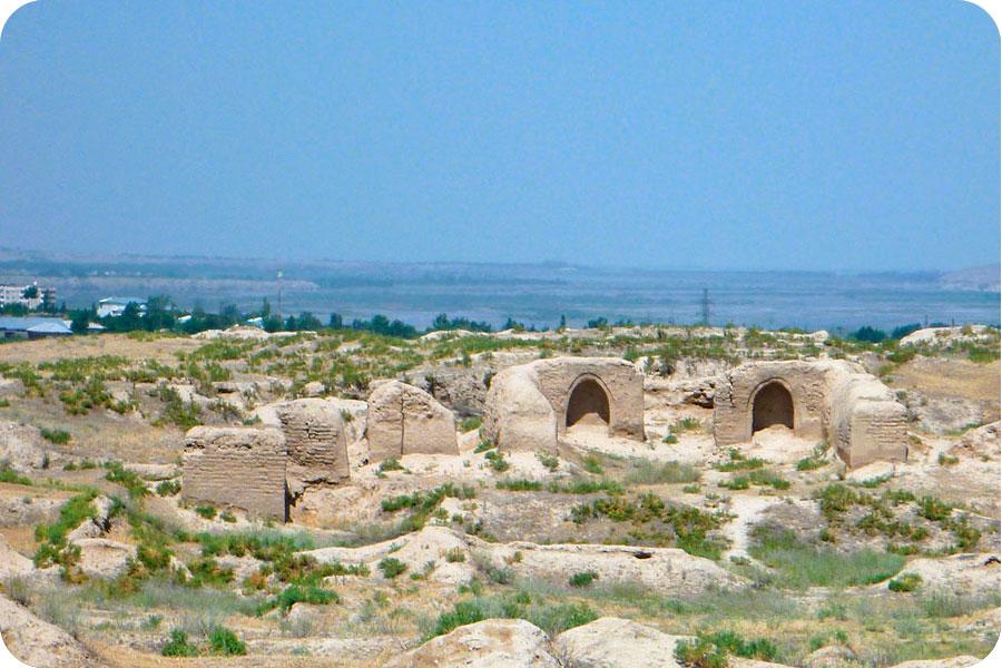 Город Саразм
