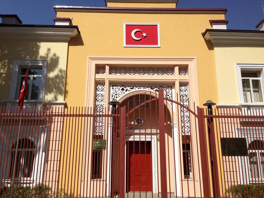 посольство турции