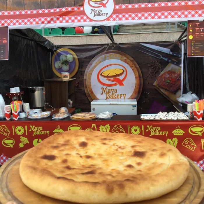 Пекарня Мария Душанбе