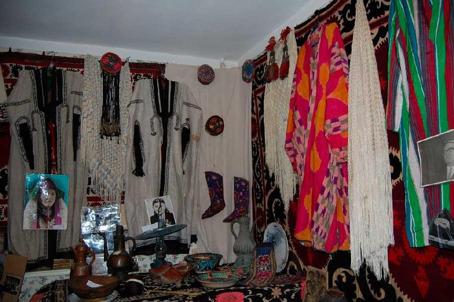 Музей «Выдающиеся женщины Таджикистана»