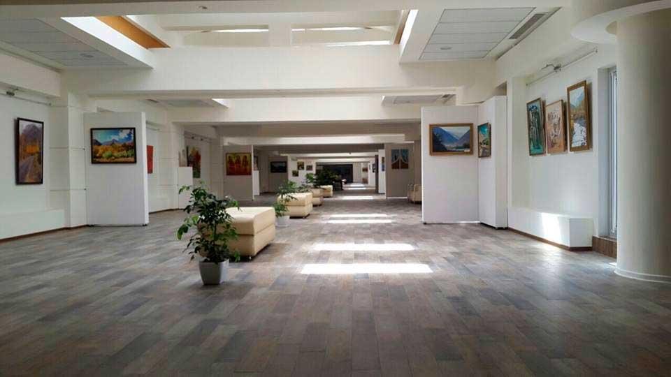 галерея современного искусство таджикистана