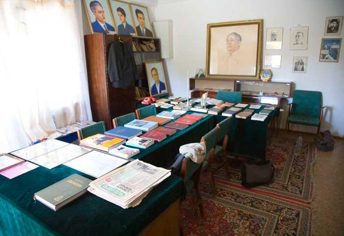 Дом-музей Мирзо Турсунзаде