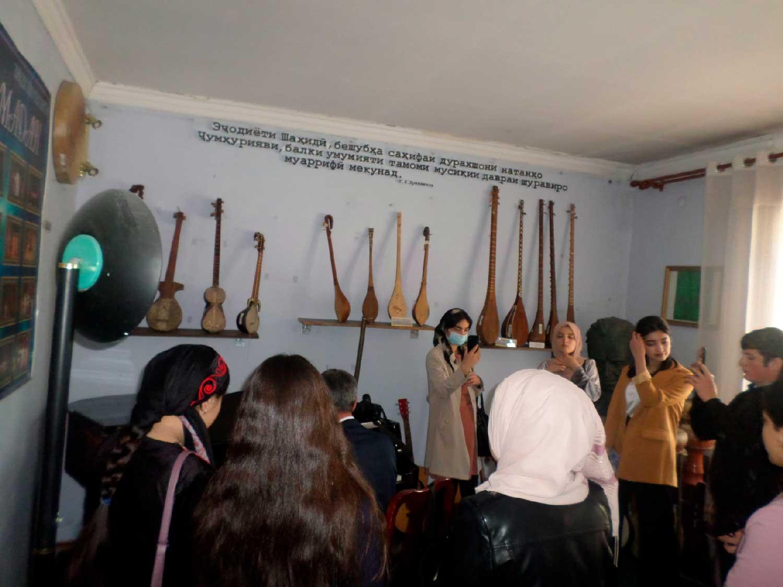 Республиканский музей музыкальной культуры Зиедулло Шахиди
