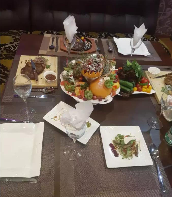 ресторан софия
