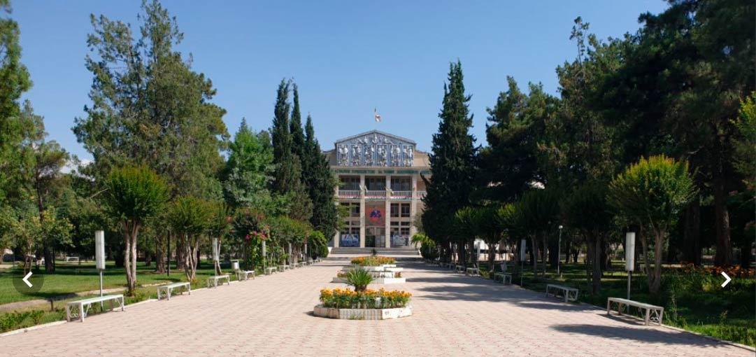 аграрный университет душанбе